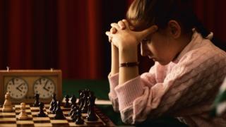 Judit Polgar, jugadora húngara de ajedrez