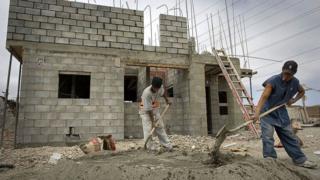 Trabalhadores da costrução civil
