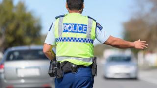 Foto de arquivo do oficial da NZ