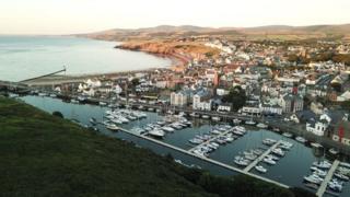 Peel Marina, Isle of Man
