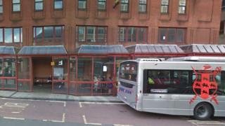 Rougier Street bus shelter, York
