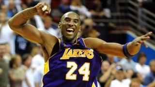 """Легендарный бывший баскетболист """"Лос-Анджелес Лейкерс"""" Коби Брайант"""