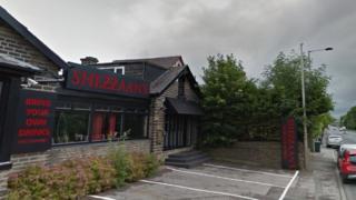 Shezzaan Restaurant, Halifax Road