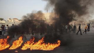 Bahreyn'de idamların ardından protesolar başladı