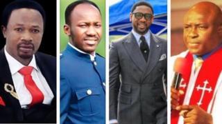 Iginla, Suleiman, Fatoyinbo ati Kwakpovwe