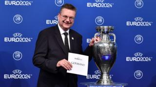 رئیس اتحادیه فوتبال آلمان