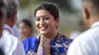ஸ்மிரிதி ராணி
