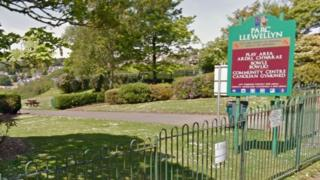 Parc Llewellyn in Morriston is one of the parks which volunteers help run