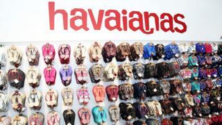Havaianas on sale