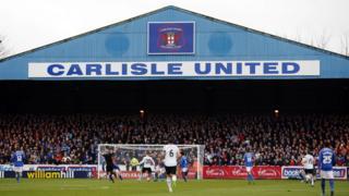 Carlisle v Everton FA Cup clash