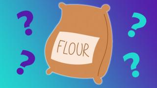flour-with-question-marks