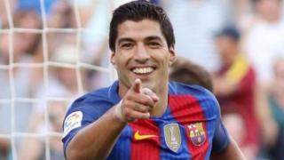 Mu mwaka uheze, Suarez yinjije ibitego 40 mw'ihiganwa ryo muri Espagne.