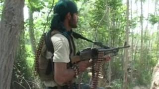 تتعرض قوات الأمن لضغوط من قبل طالبان في قندوز