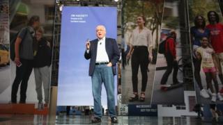 جيم هاكيت الرئيس الجديد لشركة فورد لصناعة السيارات