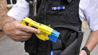 Should all frontline police officers use Tasers?