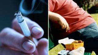 吸煙與肥胖都是導致癌症的原因