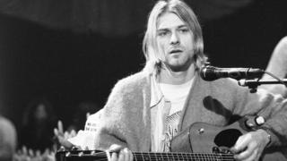 Kurt Cobain, Nirvana Unplugged, 1993