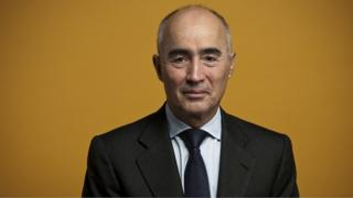 Rafael del Pino, Chairman Ferrovial
