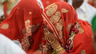 mulheres indianas muçulmanas