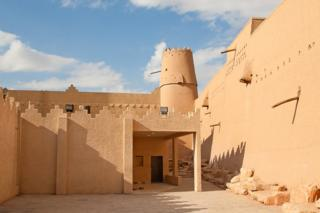 Masmak Fortress in Riyadh