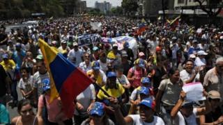 رهبر مخالفان روند اعتراضات را غیرقابل بازگشت دانسته است