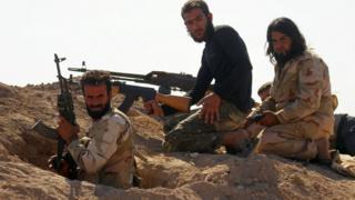 Mayakan 'yan tawayen Syria