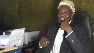 Barrister Nicodemous Amungwa