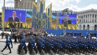 Військовий парад в країні