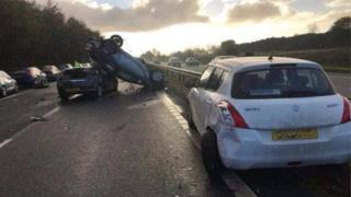 Erskine Bridge accident