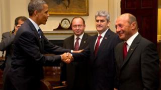 Romanya eski başbakan yardımcısı Gabriel Oprea fotoğrafı