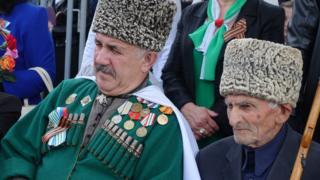 Abkhazian war veterans