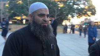 Hamdi Alqudsi who made travel arrangements for seven would-be jihadists