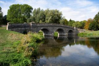 Bladon Bridge, Blenheim Estate