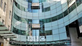 Ibiro vya BBC i London mu Bwongereza