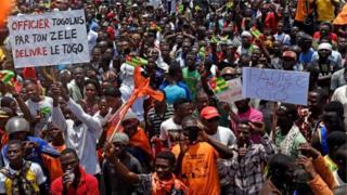 Plusieurs manifestations antigouvernementales ont eu lieu au Togo durant les six derniers mois.