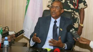 Madaxweynaha Cusub ee Somaliland, Muusa Biixi Cabdi