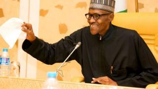 Aarẹ Muhammadu Buhari