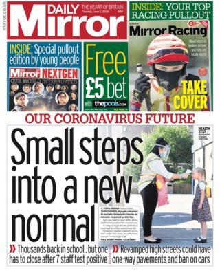 Mirror June 2