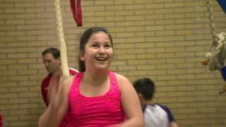 एम्सटर्डम शहरमा बालबालिकाको मोटोपना घटाउन शुरु गरिएको अभियानबारे बीबीसी रिपोर्ट (भिडिओ)