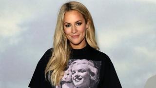 Caroline Flack 'most dangerous celeb to search online'