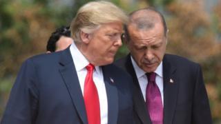 ترکی امریکہ