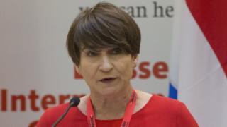 Hollanda Dış Ticaret ve Kalkınma Bakanı Lilianne Ploumen