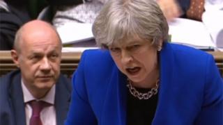 Damian Green and Theresa May