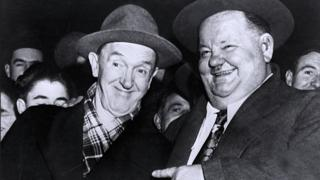 Stan Laurel ve Oliver Hardy