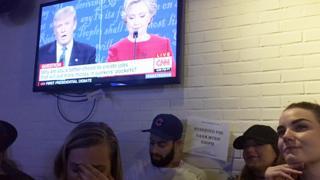Дебаты в баре