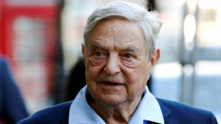 George Soros: Trump is 'a conman and a narcissist'