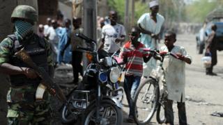 Akarere ka Borno mu buraruko bwa Nigeria