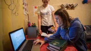 студентки в общежитии