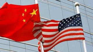 चीन, अमरीका