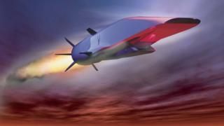 بوئنگ کا X-51 ویو رائڈر